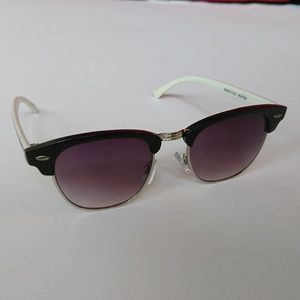 Kenneth Cole Reaction Clubmaster Sunglasses